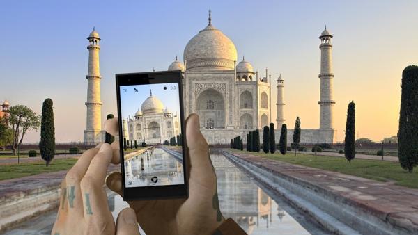 Jolla Phones in India