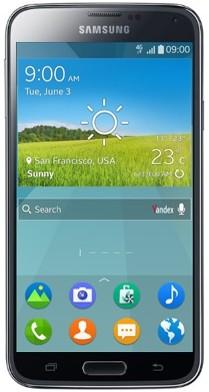 Samsung Galaxy S5 Tizen
