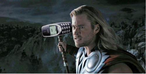 Nokia 3310 unbreakable