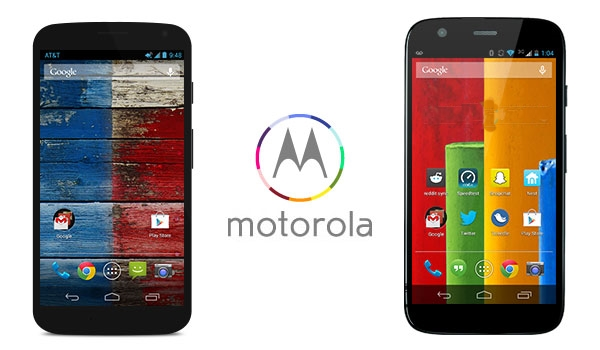 Root Moto X and Moto G on KitKat