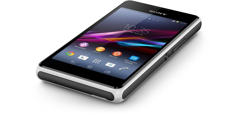 Xperia E1 Android KitKat update
