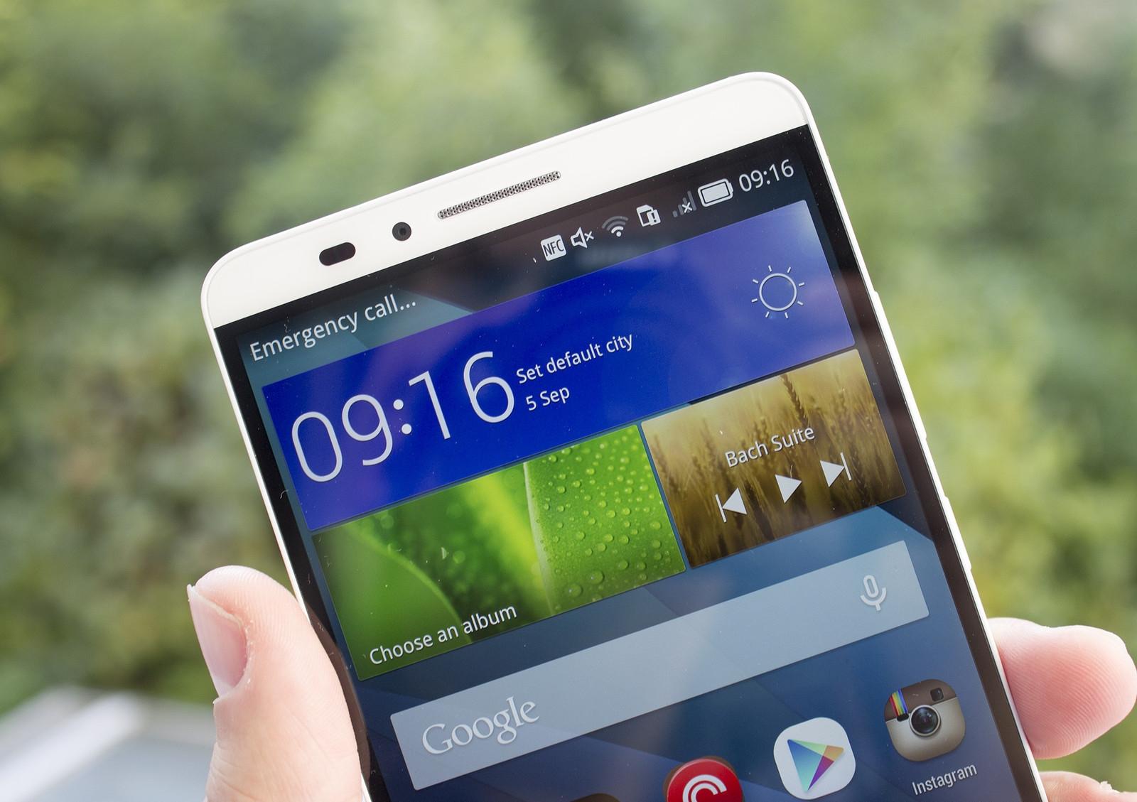 Huawei Ascend Mate7 Display