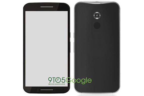 Nexus 6 Leaked