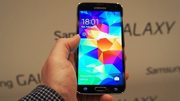 Samsung Galaxy S5 Units