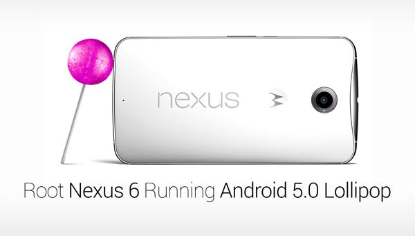 root Nexus 6