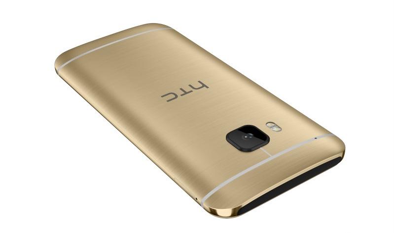 HTC One M9 Back