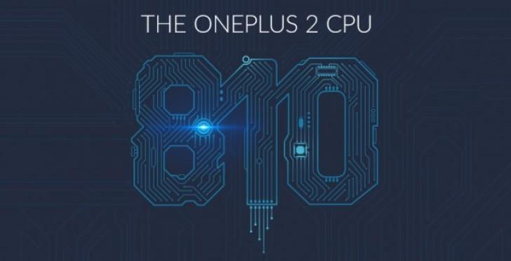 One Plus 2 Snapdragon 810