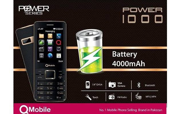 QMobile Power 1000