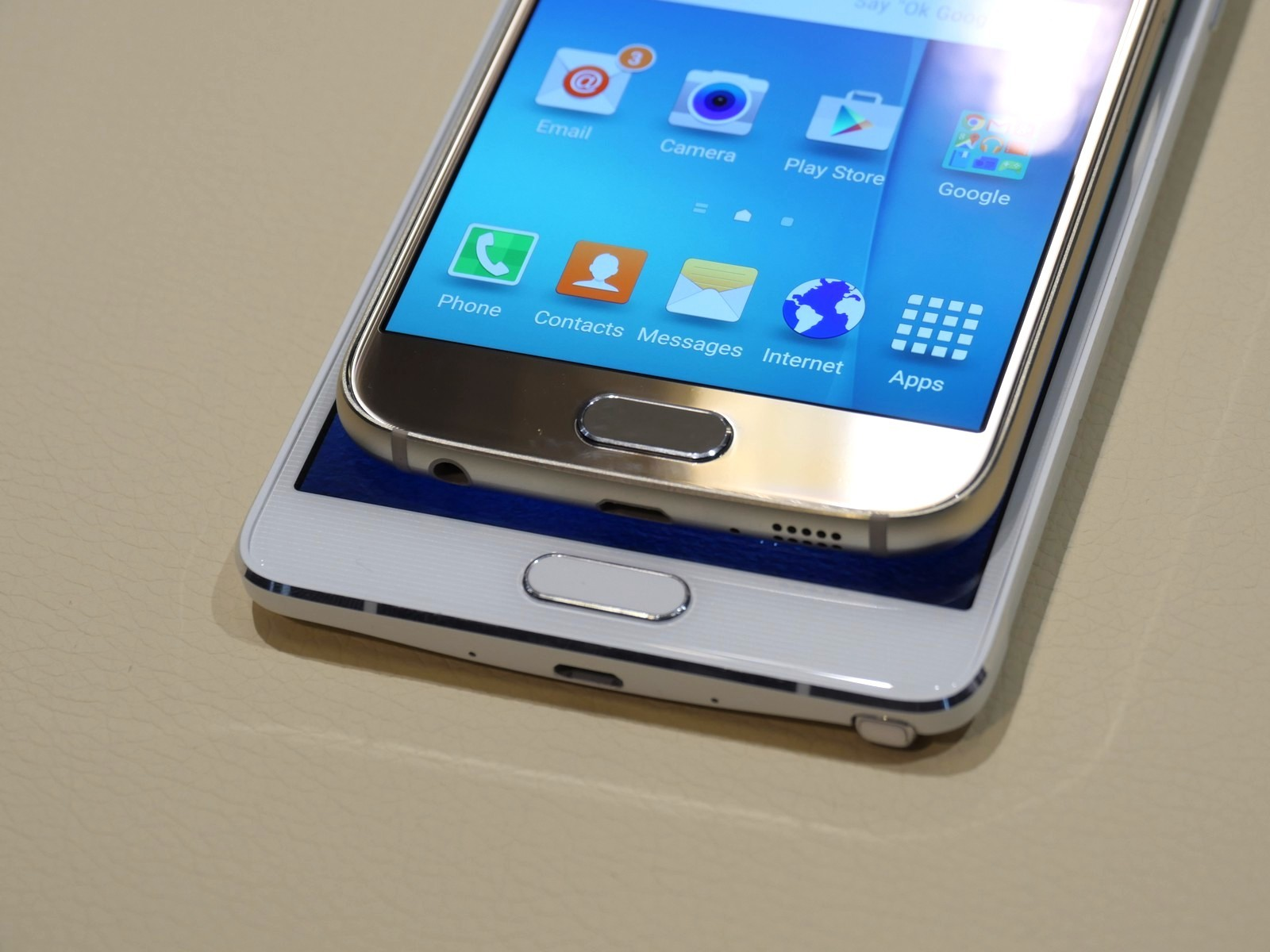 Samsung Note 5 vs Galaxy S6