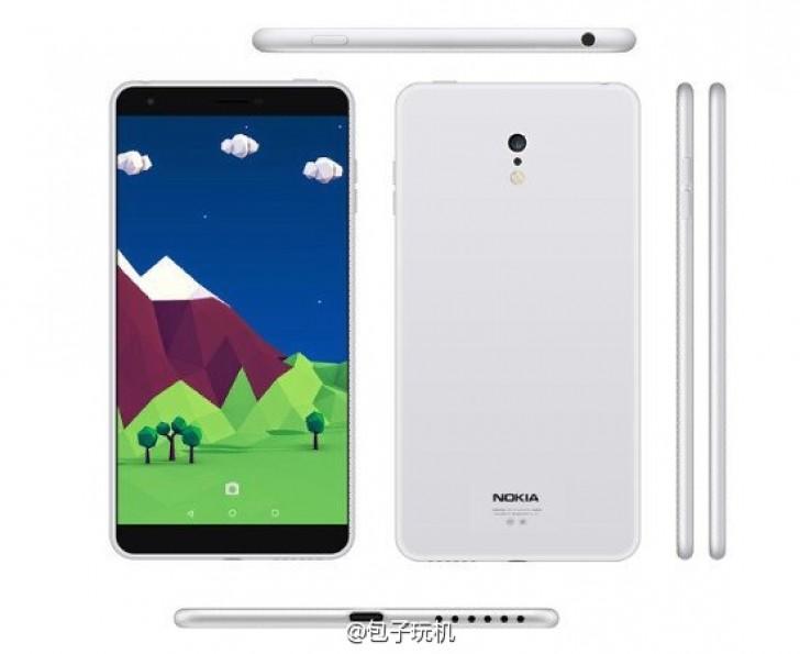 Nokia C1 image