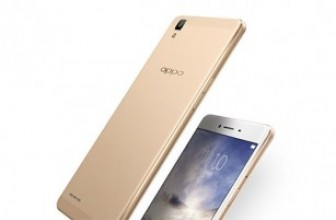 Oppo F1 Alleged specifications