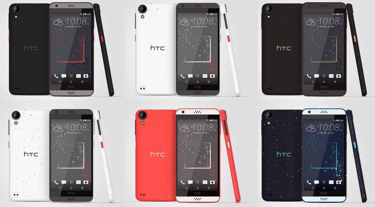 HTC A16 Images