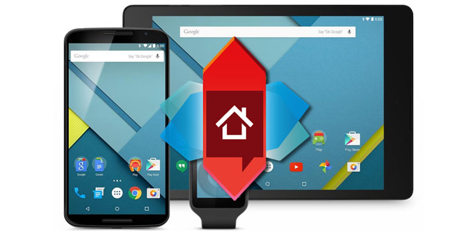 Nova Launcher best android launchers 2016